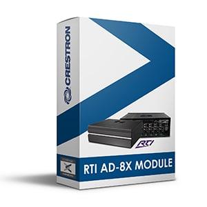 crestron-RTI-AD8X