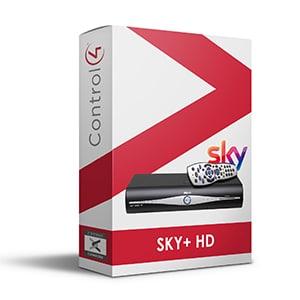control4 sky+ hd