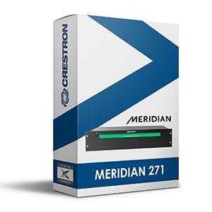 crestron meridian 271
