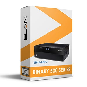binary 500 series for elan