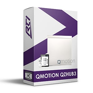 qmotion qzhub3 for rti