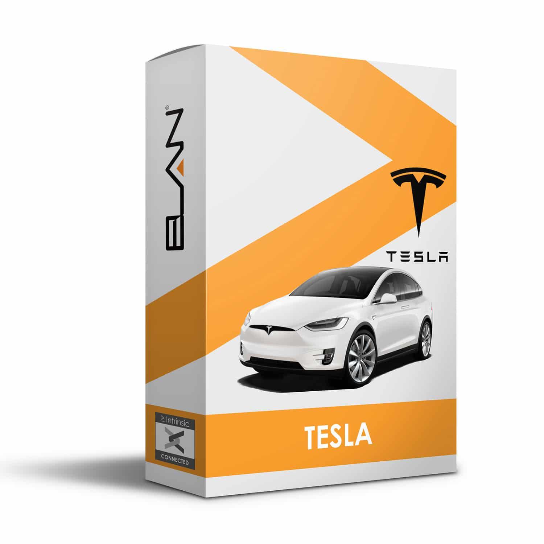 Tesla Vehicle Driver for Elan