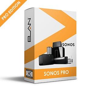 Sonos Pro Driver for Elan
